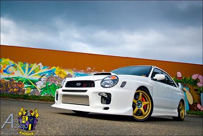 Wence Estrada's Subaru Impreza WRX