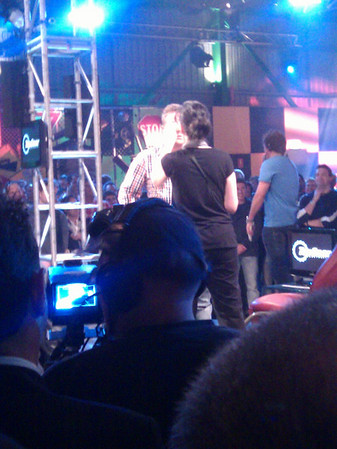Top Gear Australia Filming
