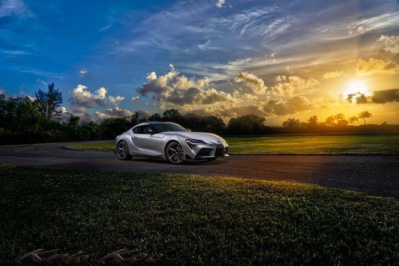 Toyota - Supra (Tungsten) - 1-2