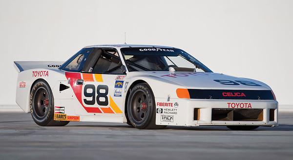 Toyota 1986 Celica IMSA GTO.