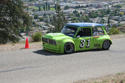 Knox Mountain Hill Climb - Kelowna BC - May 2007