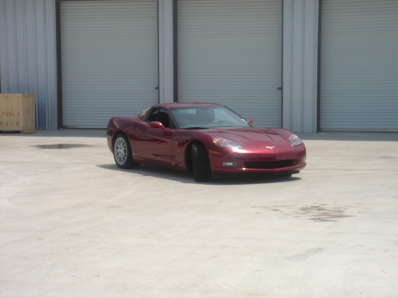 C6 non-Z51 that I rode in