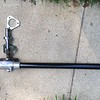 Low hour Deere 200 series Ross steering gear/column