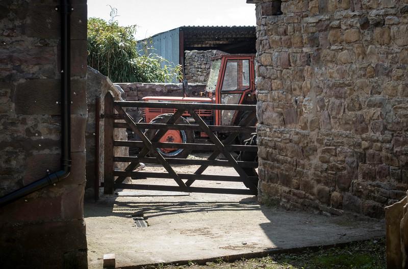 SAME Condor 55 Tractor