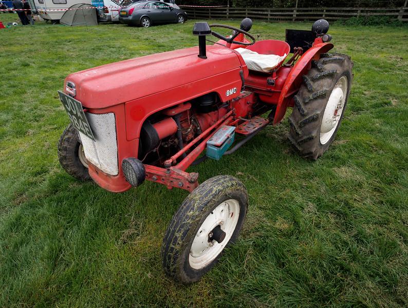 1967 BMC Mini Tractor