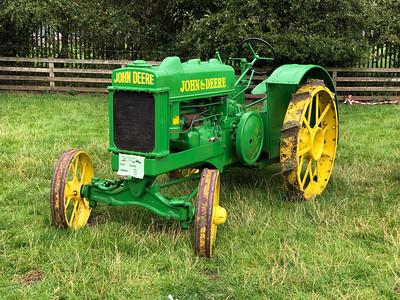 1935 John Deere B O Tractor