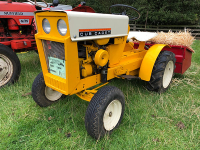 International Cub Cadet Garden Tractor