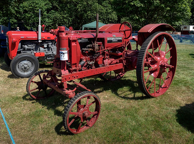 1938 International Farmall F12 Tractor