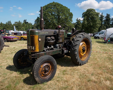 1964 Turner 'Yeoman of England' Tractor