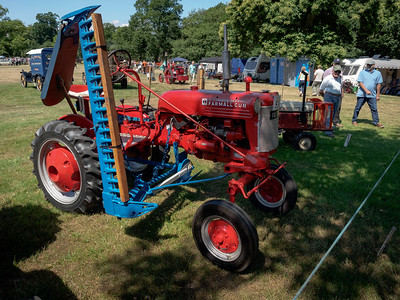 1954 McCormick-Deering Farmall Cub Tractor