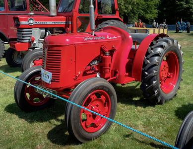 1950 David Brown Cropmaster Tractor
