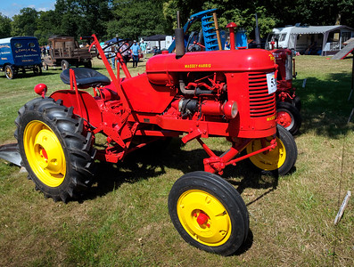 1953 Massey Harris Pony Tractor