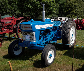 1965 Ford 4000 Ttractor