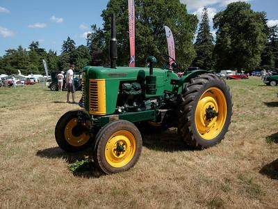 Turner 'Yeoman of England' Tractor