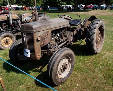 1956 Ferguson TEF 20 Tractor