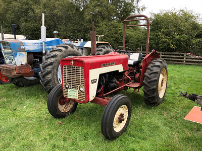 McCormick International 434 Diesel Tractor