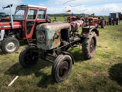 Eicher Diesel Tractor