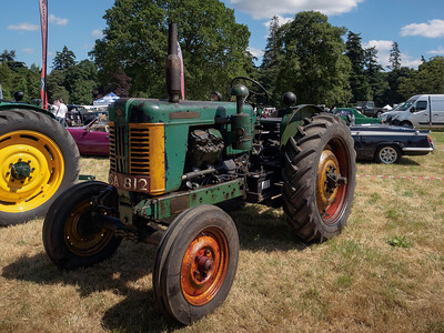 1963 Turner 'Yeoman of England' Tractor