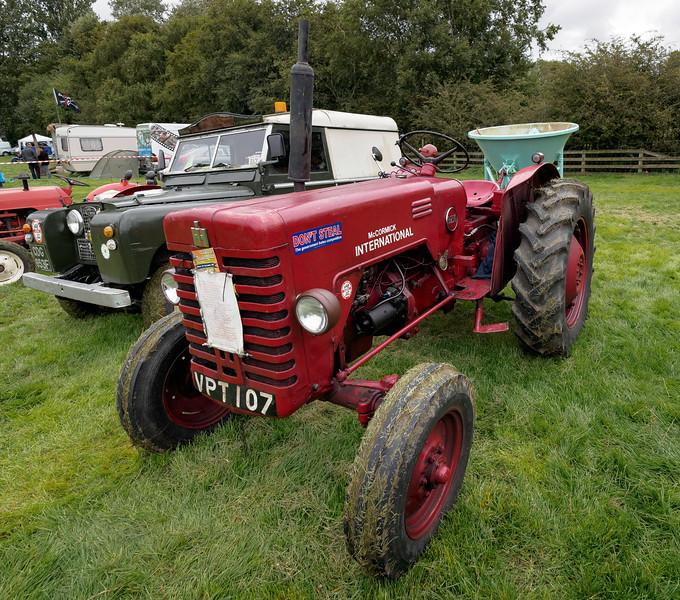 1956 McCormick International B250 Tractor