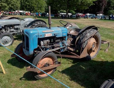 1961 Fordson Super Dexta Tractor