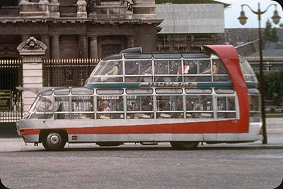 1950 Citreon U55 Cityrama Currus