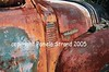 01580005 This Old Truck 5 sss Rust as Beautiful