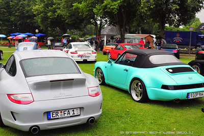 2.Treffen der Freunde von Porsche