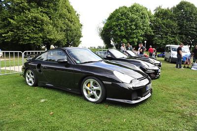 8. Treffen der Freunde von Porsche