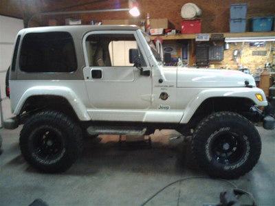 Tristen's Jeep