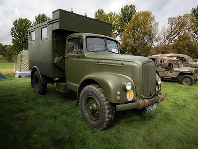 1952 Morris MRA1 One Ton Truck