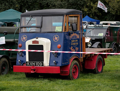 1955 Reliance Industrial Truck