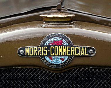 1947 Morris Commercial CS8 Military Vehicle