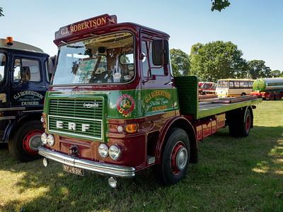 1971 ERF Truck