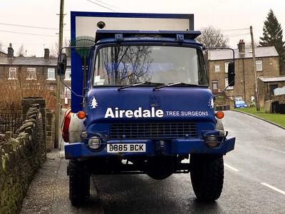 1985 Bedford Truck