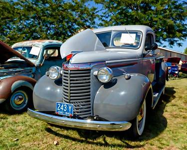 1940 Chevrolet. 1/2 ton