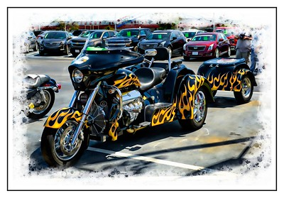 2013 Boss Hoss Trike