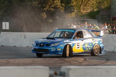 Autosport & Tuning Show 2012, Rallye Praha Revival
