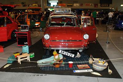 Tuning&Custom Salon Brno 2009