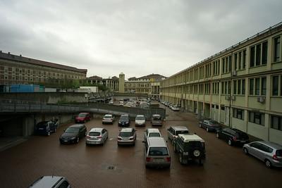 Turin visit
