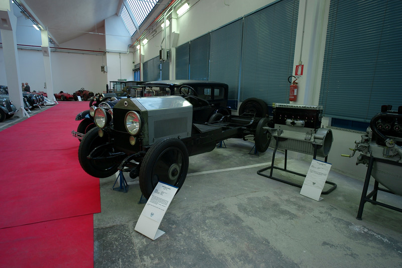 Trikappa chassis