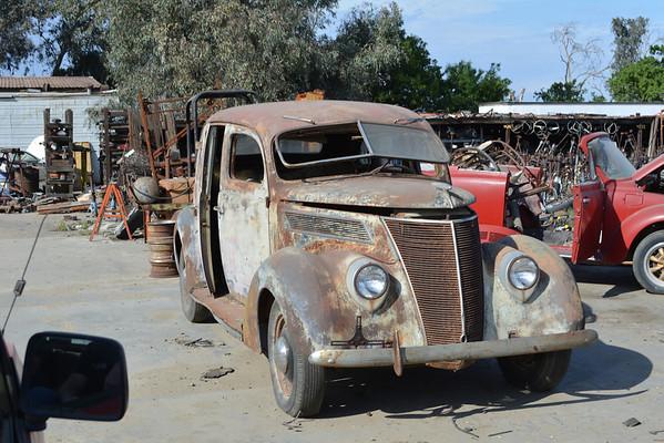 Turner Auto Wreaking Yard