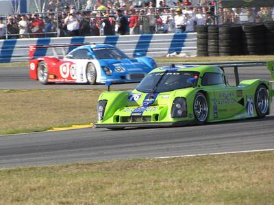 Lola-Ford, Krohn Racing