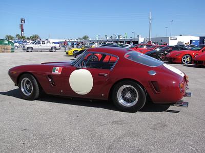 Ferrari Corral - Ferrari 250GT