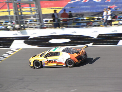 Audi R8 Grand-Am, Oryx Racing