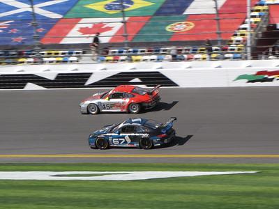 Porsche 911 GT3, Flying Lizard Motorsports Porsche 911 GT3, TRG