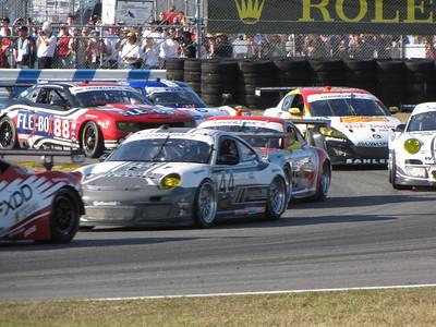 Porsche 911, GT class winner