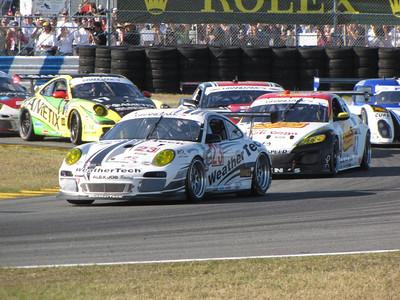 Porsche 911 GT3, Alex Job Racing