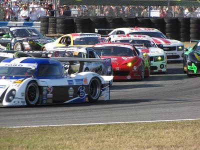 Daytona traffic