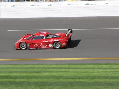 Corvette DP, Gainsco Racing