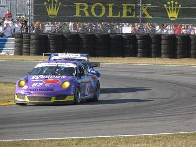 Porsche 911 GT3, Dick Greer Racing